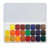 Краски акварельные Луч Люкс 24 цв