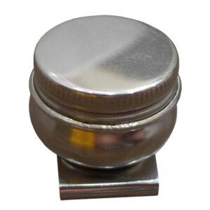 Маслёнка металлическая 4,2 см