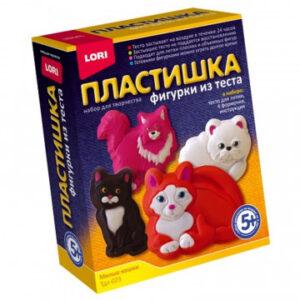 Набор для творчества Фигурки из теста Милые кошки
