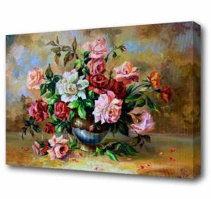 Изготовление репродукций картин и постеров