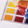 Краски акварельные Сонет 24цв кюветы