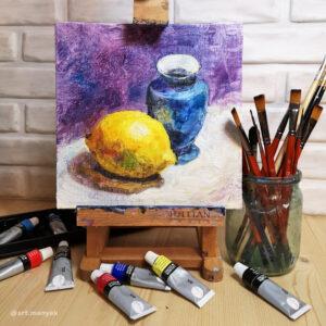 Аксессуары для живописи