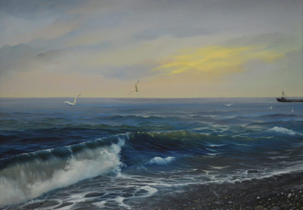 Море возле Ялты