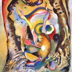 Василий Кандинский, Картина на светлом грунте