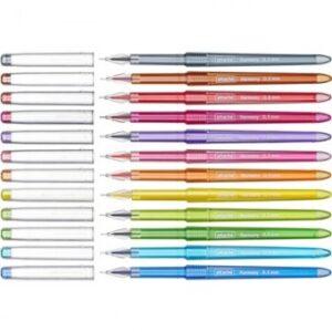 Набор гелевых ручек Attache Harmony,набор 12 цветов