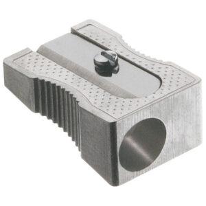 Точилка металлическая Faber-Castell