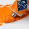 Масляная краска Мастер класс 304. Кадмий оранжевый