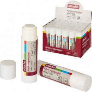 Клей-карандаш 15г Office Glue