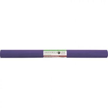 Бумага крепированная Greenwich Line, 50х250см, 32г/м2, фиолетовая