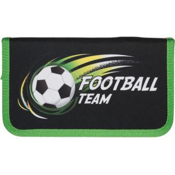 Пенал №1 School Football team односекц. 190x110, ткань
