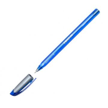 Ручка шариковая Unimax Trio DC tinted 0,7мм, син, масл, неавтом.