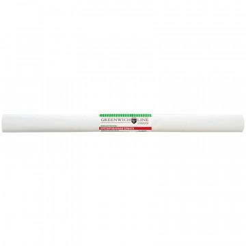 Бумага крепированная Greenwich Line, 50х250см, 32г/м2, белая