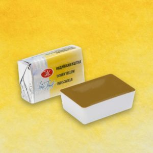 Индийская желтая 228 Белые ночи кювета 2,5 мл