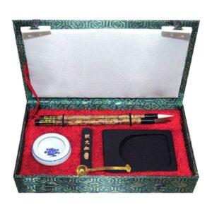 Набор для каллиграфии 5 предметов, в подарочной упаковке