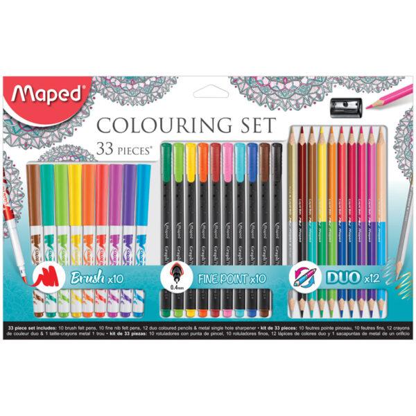 """Набор для рисования Maped """"Graph Pep's"""""""