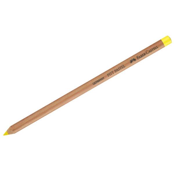 "Пастельный карандаш Faber-Castell ""Pitt Pastel"" цвет 106 светло-желтый хром"
