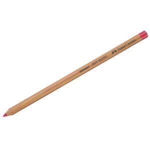 """Пастельный карандаш Faber-Castell """"Pitt Pastel"""" цвет 124 розовато-карминовый"""