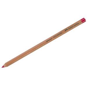 """Пастельный карандаш Faber-Castell """"Pitt Pastel"""" цвет 127 розовый кармин"""