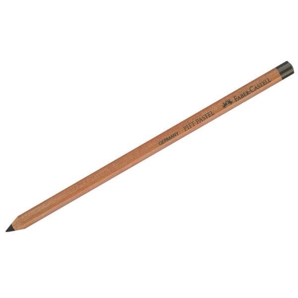 """Пастельный карандаш Faber-Castell """"Pitt Pastel"""" цвет 175 темная сепия"""