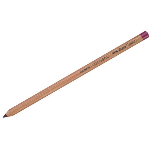 """Пастельный карандаш Faber-Castell """"Pitt Pastel"""" цвет 194 фиолетово-красный"""