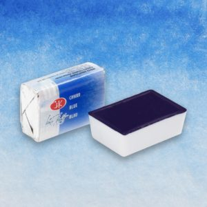 Синяя акварель 515 Белые ночи кювета 2,5 мл
