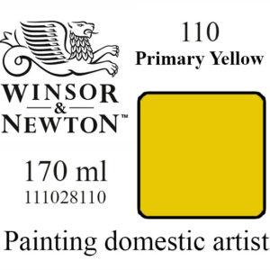 «Winsor & Newton» 110. Желтый