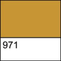 971. Золото олимпик акрил металлик Ладога 46 мл