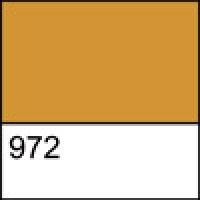 972. Золото ройял акрил металлик Ладога 46 мл