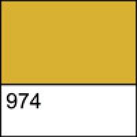 974. Золото сусальное акрил металлик Ладога 46 мл