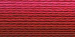 """Нитки для вышивания """"Gamma"""" мулине меланж 100% хлопок 12 x 8 м P-03 яр.розовый-св.розовый"""