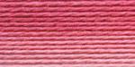 """Нитки для вышивания """"Gamma"""" мулине меланж 100% хлопок 12 x 8 м P-02 бл.розовый-бл.желтый"""