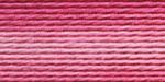 """Нитки для вышивания """"Gamma"""" мулине меланж 100% хлопок 12 x 8 м P-01 малиновый-св.розовый"""