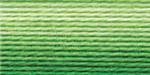 """Нитки для вышивания """"Gamma"""" мулине меланж 100% хлопок 12 x 8 м Р-12 яр.зеленый-бл.желтый"""