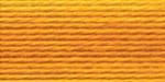 """Нитки для вышивания """"Gamma"""" мулине меланж 100% хлопок 12 x 8 м Р-16 яр.оранжевый-бл.желтый"""
