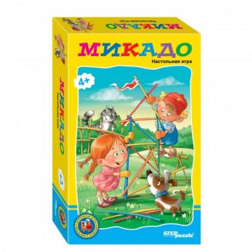 Настольная игра Микадо возьми с собой в дорогу