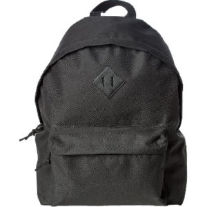 Рюкзак школьный №1 School универсальный, черный