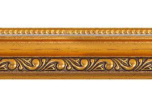 Багетная рамка BP3-GOLD