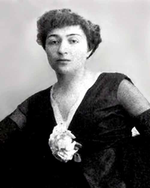 Экстер Александра Александровна
