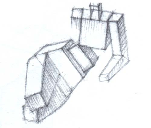 Форма, объем, конструкция