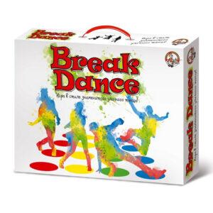 Настольная игра для детей и взрослых Break Dance