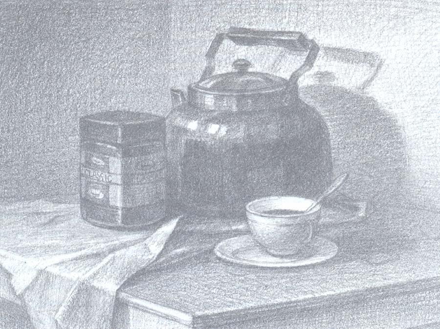 Рисование натюрморта