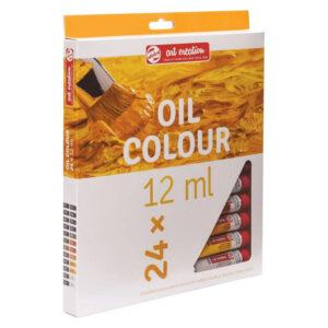 Краски масляные ArtCreation 24цв х 12мл